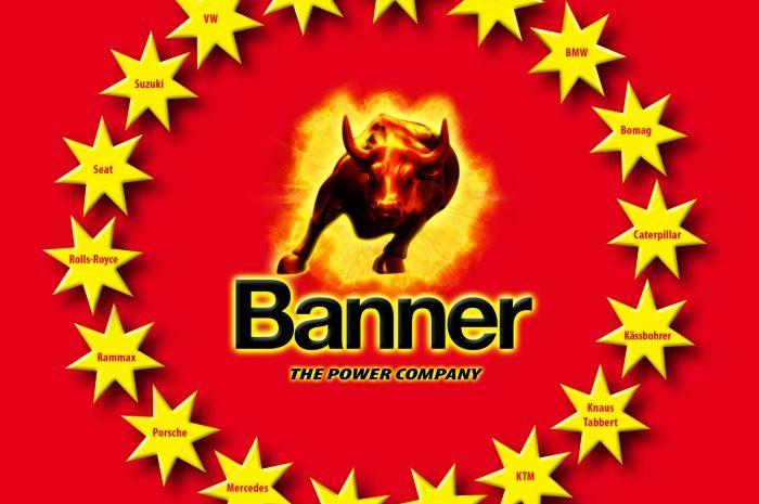 Vendita e installazione batterie Banner